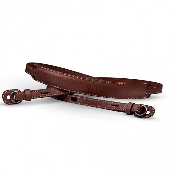 Leica Neck Strap Leather Vintage Brown