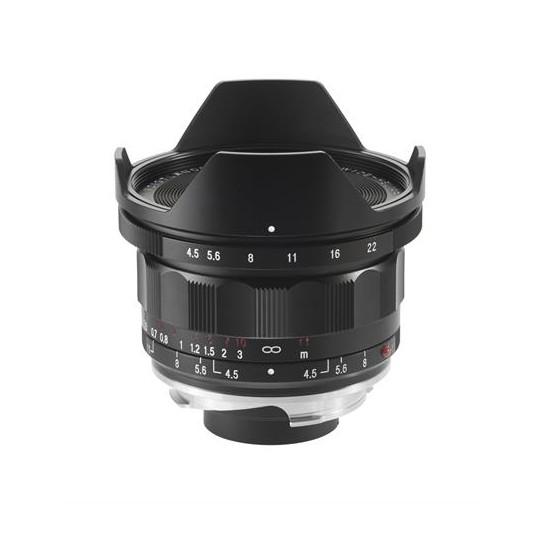 Voigtlander 15mm F4.5 III VM Mount Super-Wide-Heliar Lens