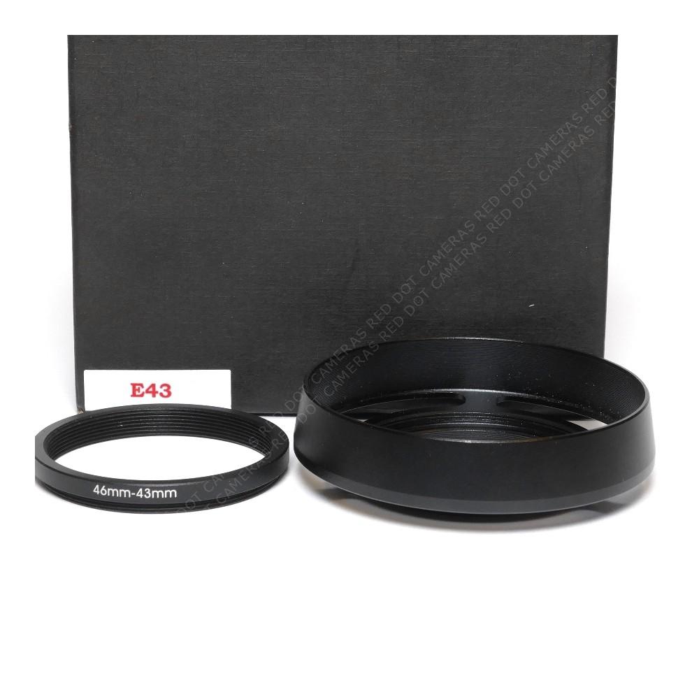 Overgaard E55 Ventilated Lens Hood