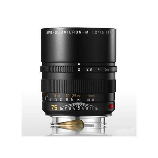 Leica Apo-Summicron 75mm f2 ASPH (6-Bit)