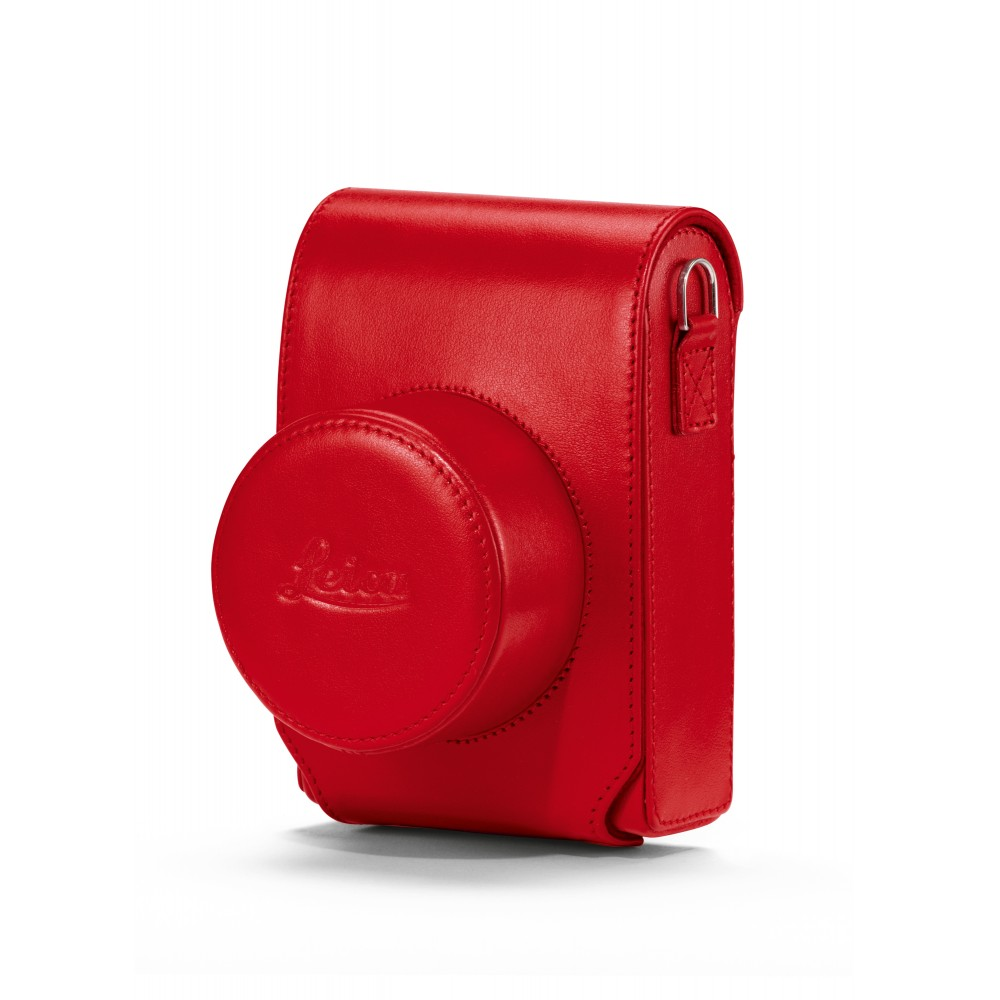 Leica Leather Case for D-LUX 7, Red