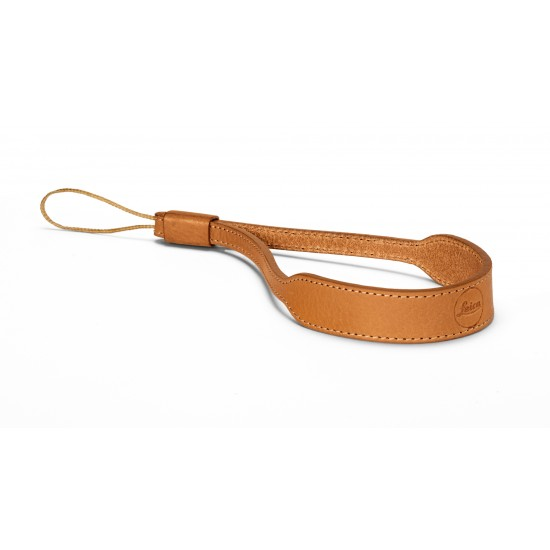 Leica Leather Wrist Strap for D-LUX 7, Brown