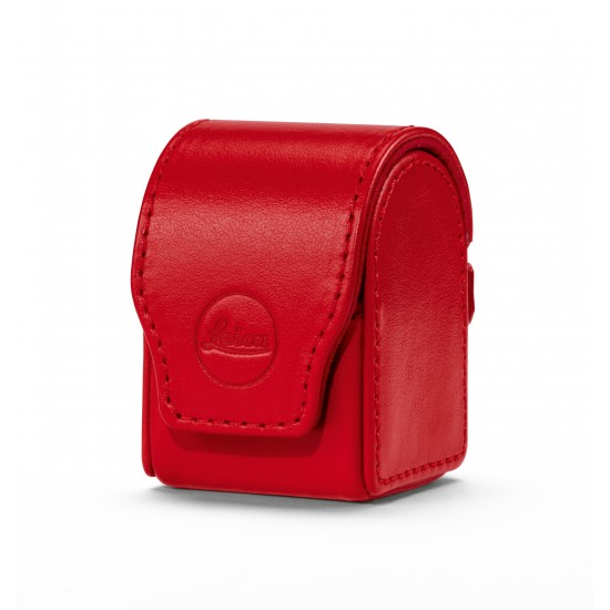 Leica Leather Flash Case for D-LUX 7, Red