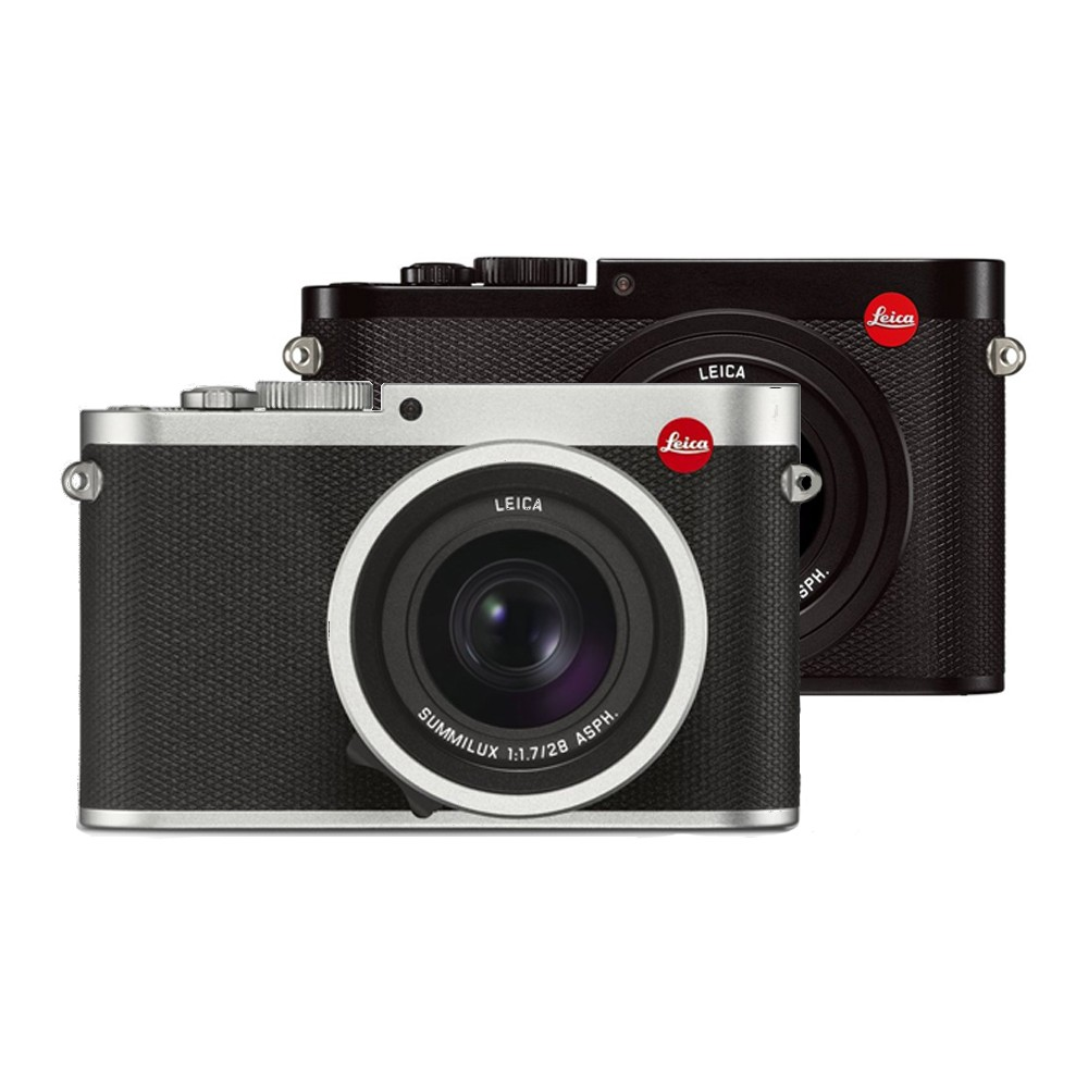 Leica Q (Typ 116) Silver Anodized Camera