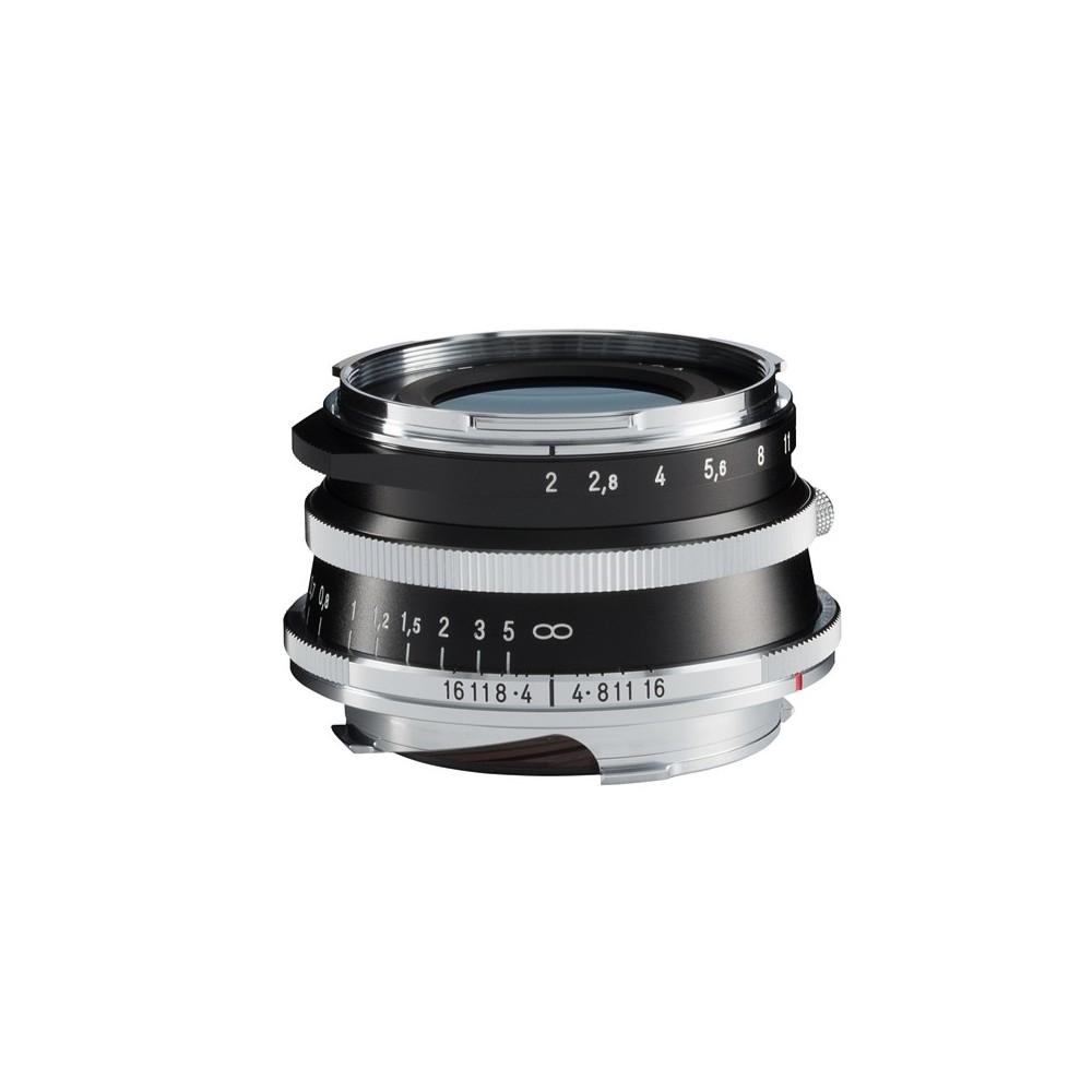 Voigtlander35mm f2 ASPH ULTRON Vintage Line VM Lens