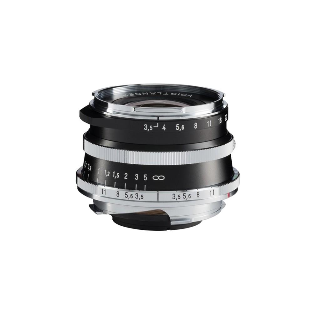 Voigtlander21mm f3.5 ASPH Color Skopar Vintage Line VM Lens