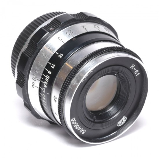 Feb 53mm f2.8 (N-61) L-39