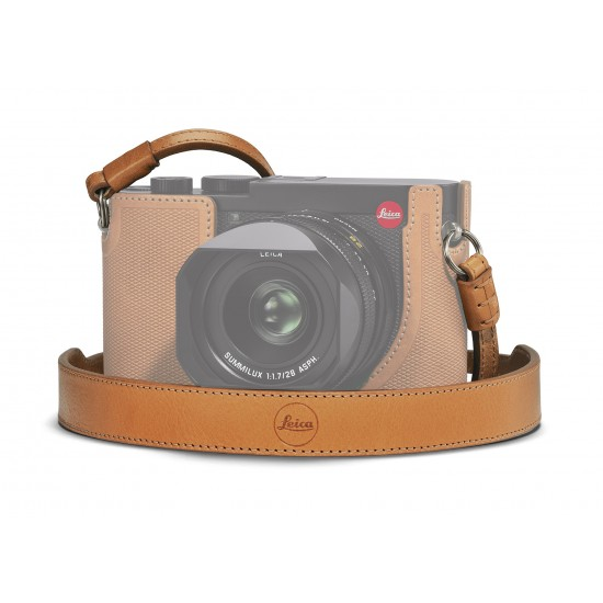 Leica Carrying strap Q2, brown