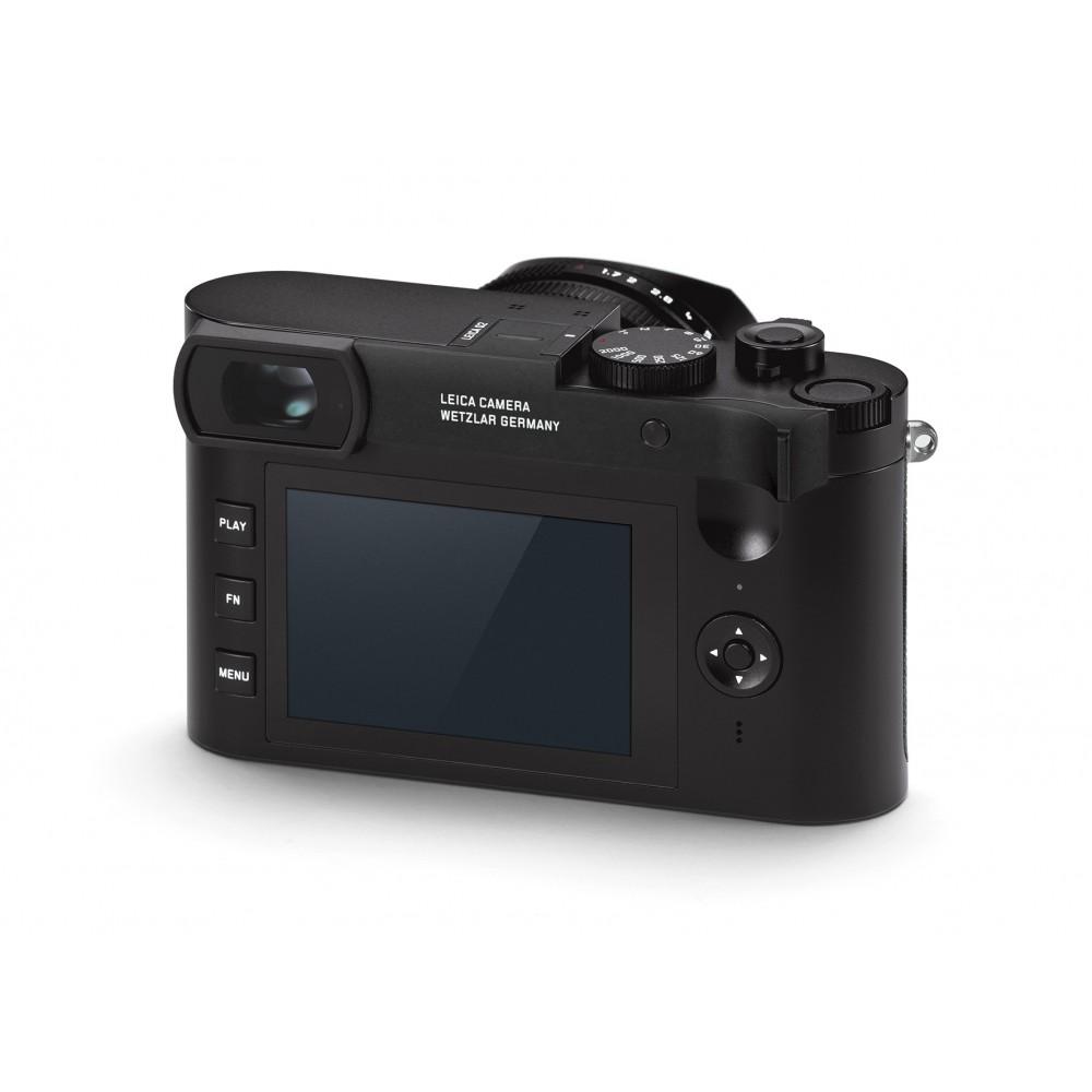 Leica Thumb support Q2, black