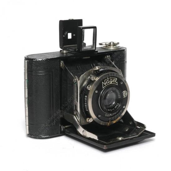 Nagel Vollenda + Elmar 5cm f3.5 & Case