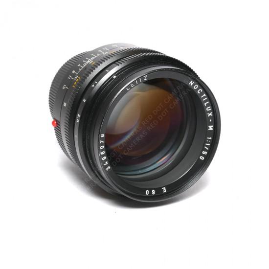 Leitz Noctilux 50mm f1 M & Hood