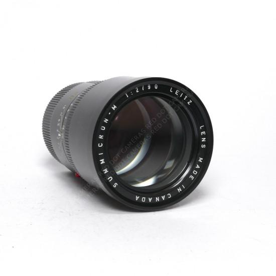 Leitz Summicron 90mm f2-M