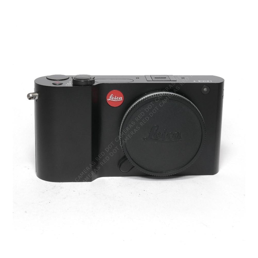 Leica T Black Body (Part Boxed)