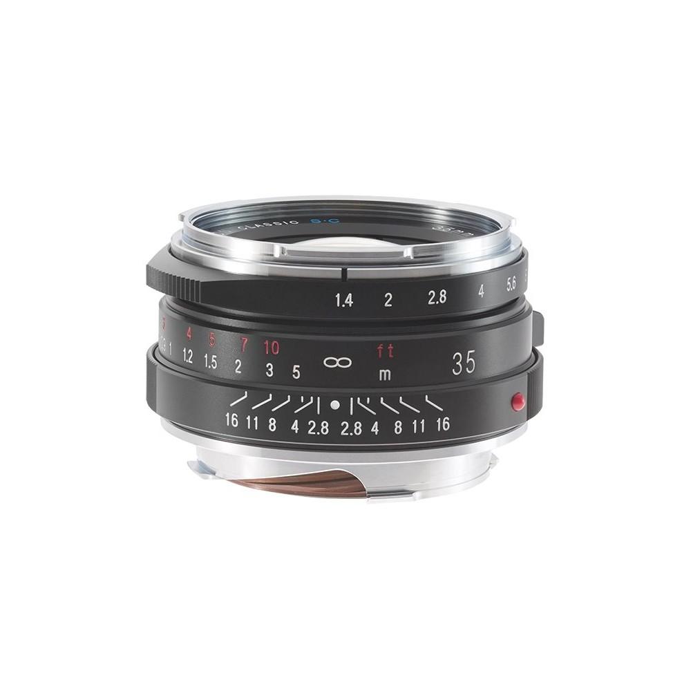 Voigtlander NEW 35mm f1.4 VM II Nokton-Classic MC Lens