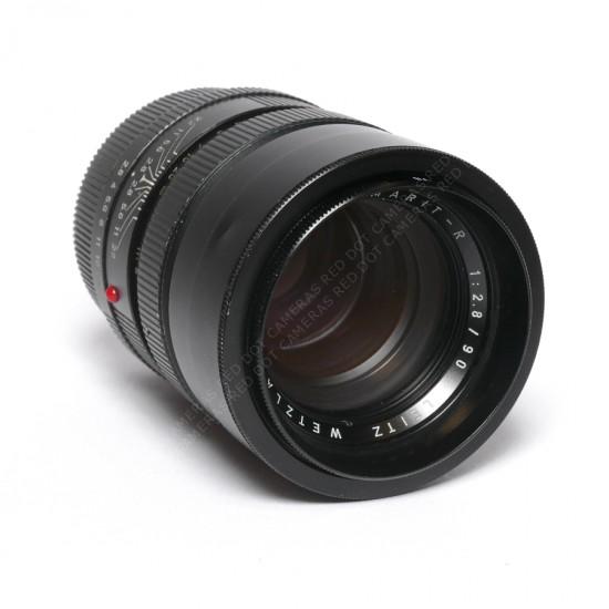 Leitz Elmarit 90mm f2.8 Single Cam R [CLEARANCE]