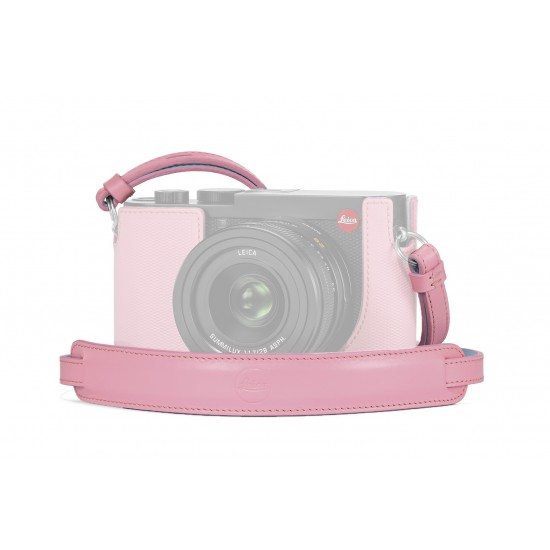 Leica Carrying strap Q2, pink