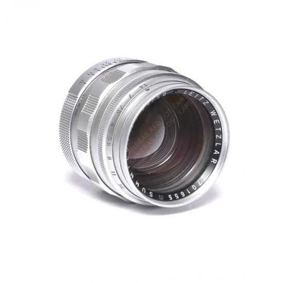 Leitz Summilux 50mm f1.4 L-39
