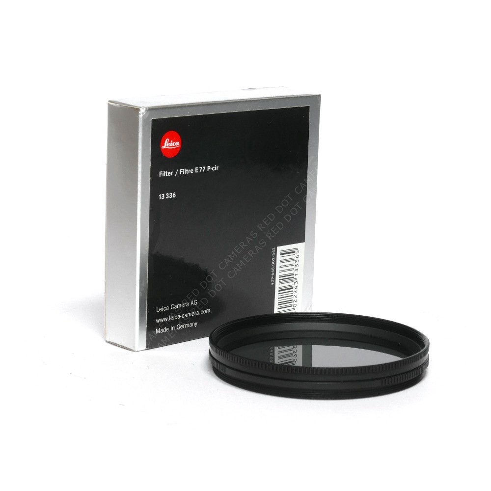 Leica E77 Circular Polarising Filter