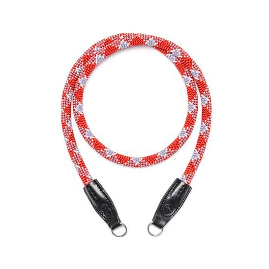 Leica Rope Strap, RED CHECK Designed by COOPH 100cm