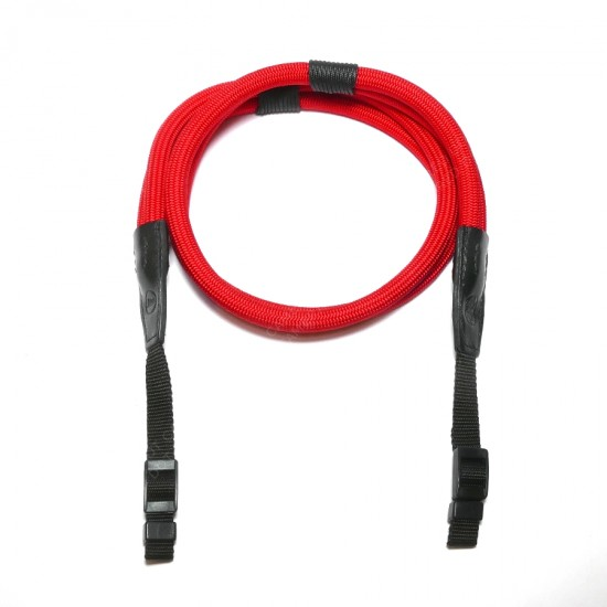 Leica Double Rope Strap, RED Designed by COOPH 126cm for SL