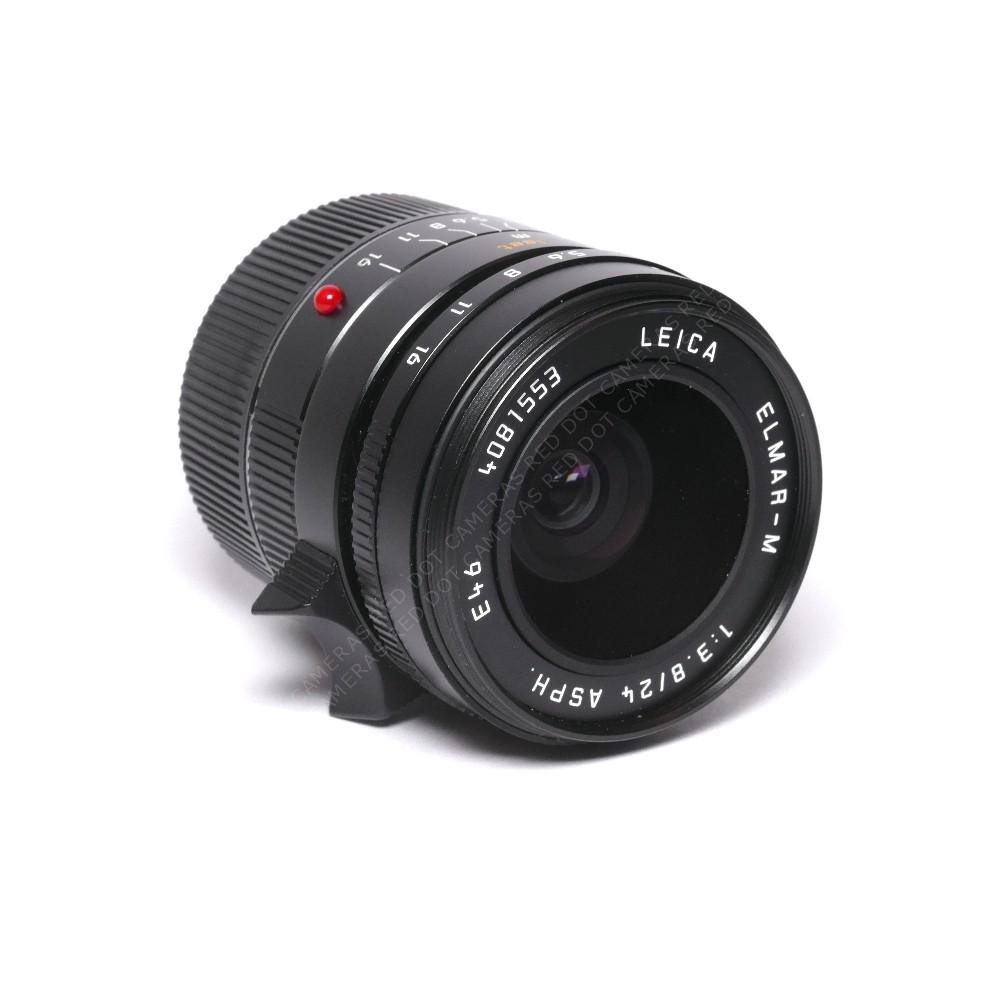 Leica Elmar 24mm f3.8 ASPH 6-Bit Boxed