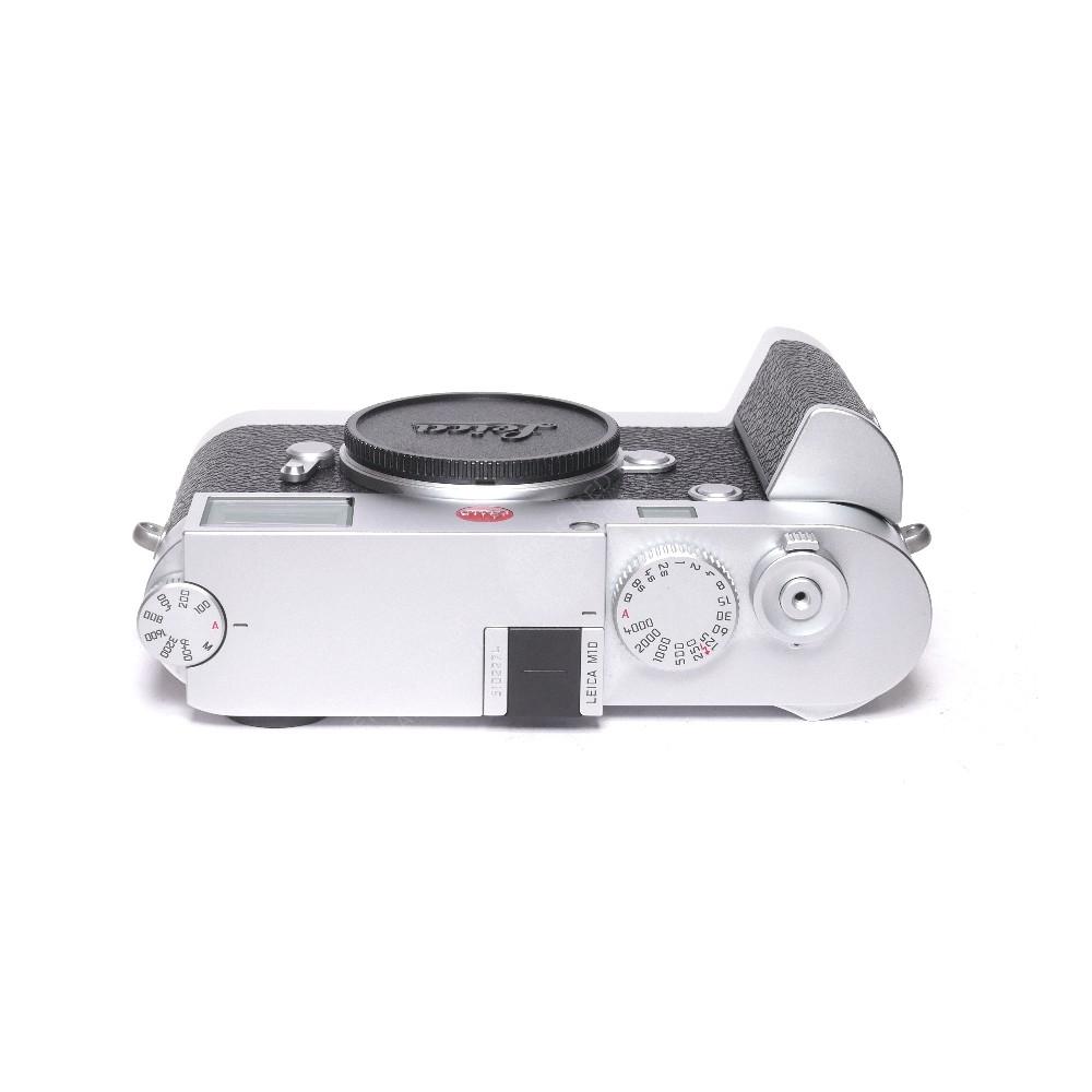 Leica M10 Chrome Body Boxed & Handgrip