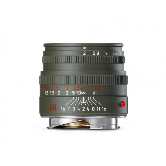 "Leica Summicron 50mm f2-M ""Safari"" Edition"