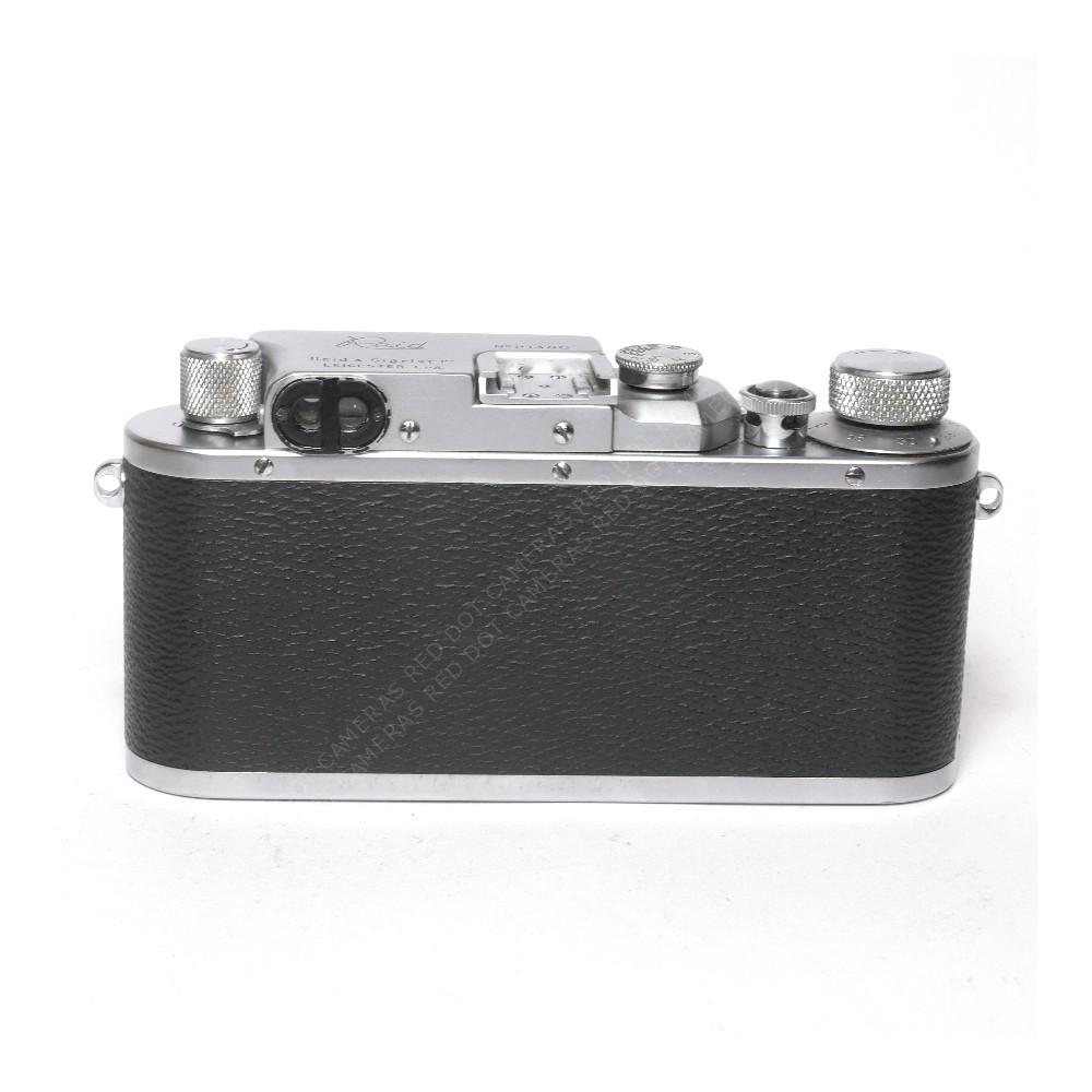 "Reid III Body & TH Anastigmat 2"" f2 Lens"
