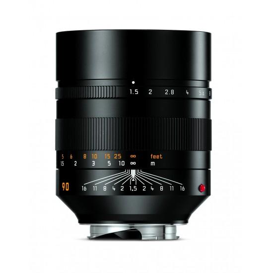 Leica Summilux 90mm f1.5 ASPH-M