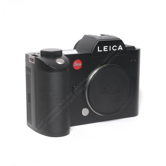 Leica SL Body & Really Right Stuff Holder