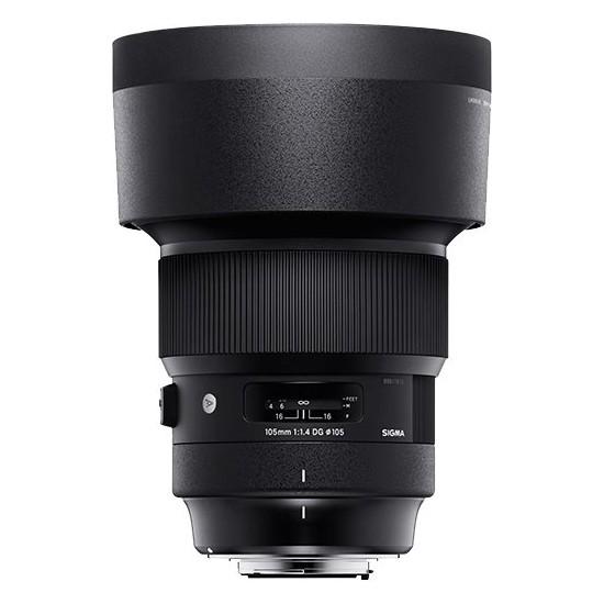 Sigma 105mm f1.4 DG HSM Art Lens - L-Mount