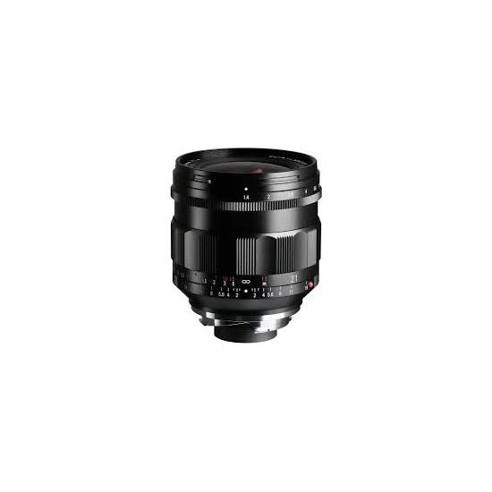 Voigtlander 21mm f1.4 VM Mount Nokton Aspherical Lens