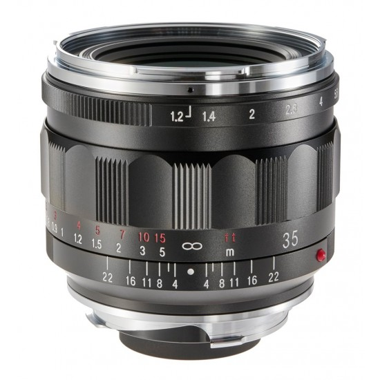 Voigtlander NEW 35mm f1.2 VM Nokton III Aspherical Lens