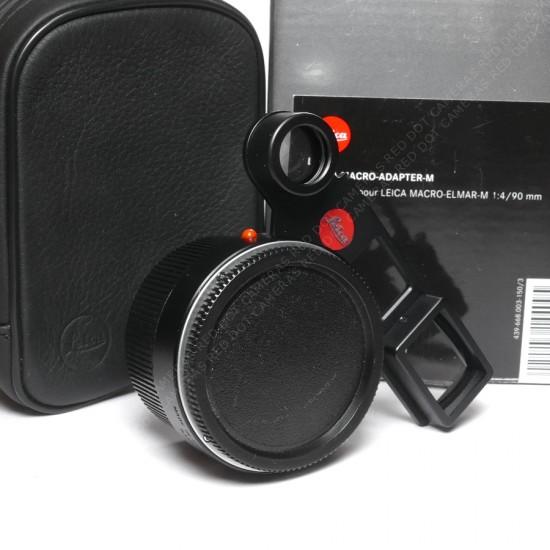 Leica Macro-Adaptor M for 90mm f4 Boxed