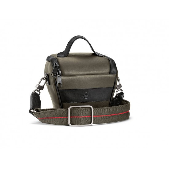 Leica Ettas Bag Coated Cavas Khaki/Black