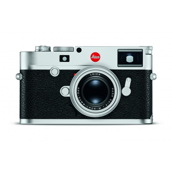 Leica M10-R Silver Chrome Body