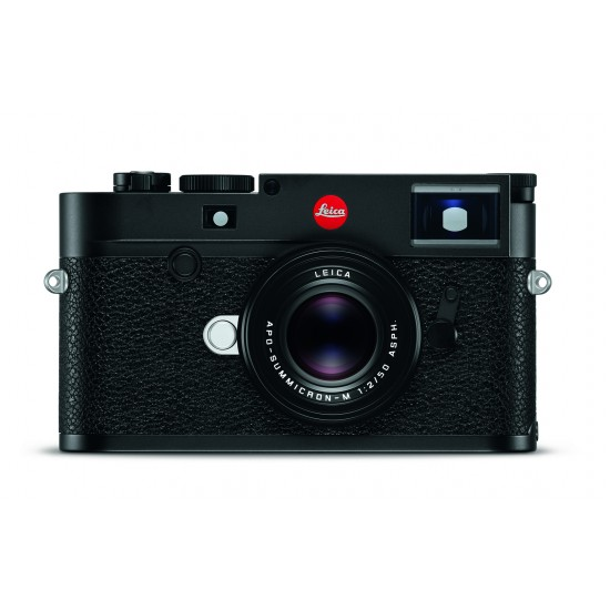Leica M10-R Black Chrome Body