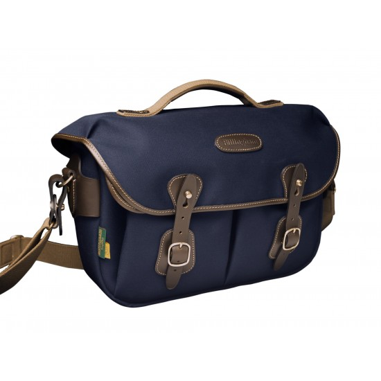 Billingham Hadley Pro 2020 - Navy Canvas/Chocolate
