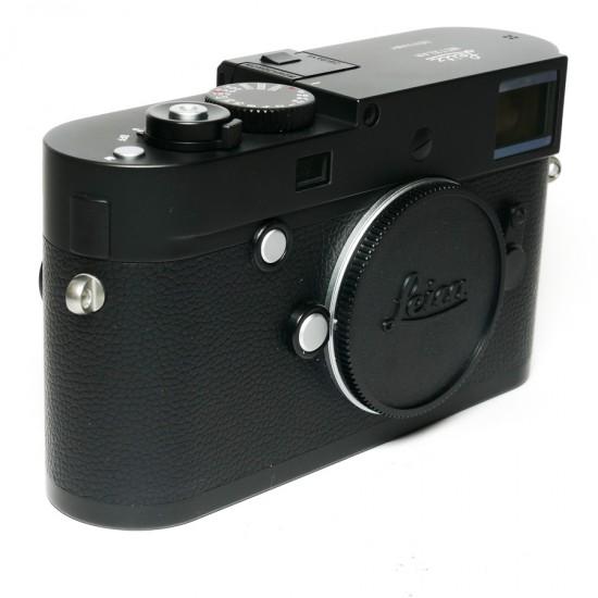 "Leica M Monochrom (Typ 246) ""Leitz Wetzlar"" Black Body"