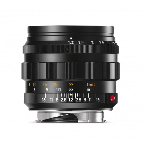 LEICA Noctilux-M 50 f/1.2 ASPH Heritage Lens