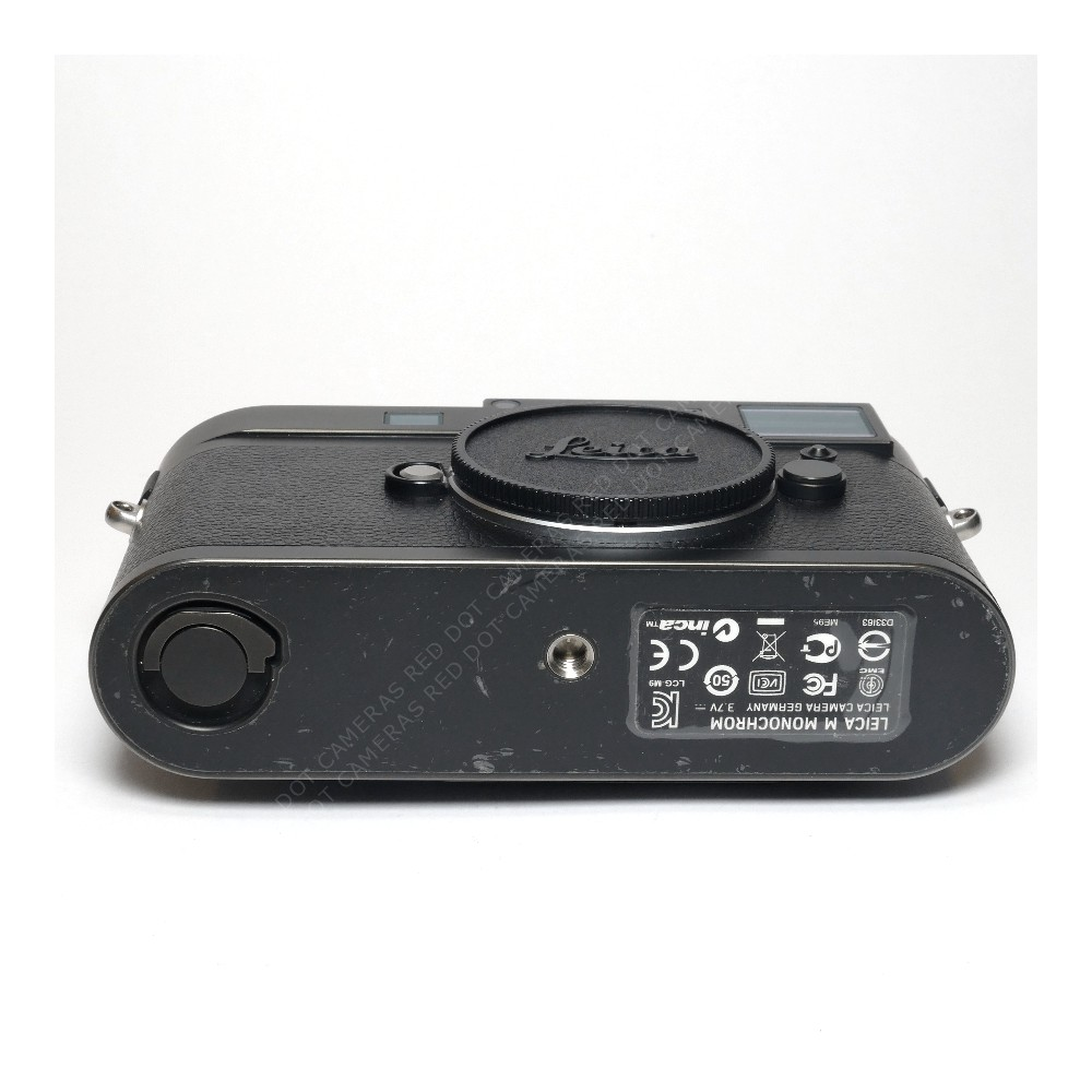 Leica Monochrom Black Body Boxed