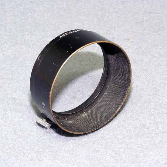 Leitz FOOKH A36 Hood for Summaron-Elmar 3.5cm Black