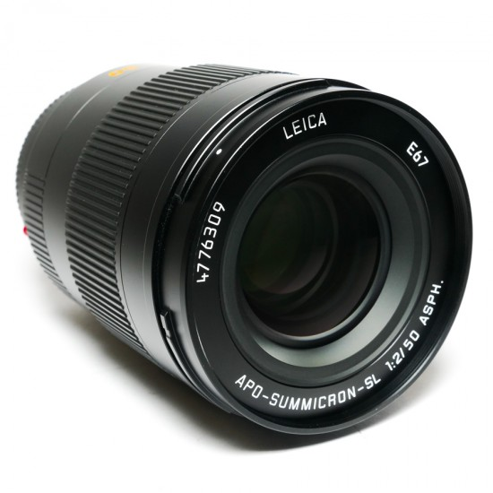 Leica APO-Summicron-SL 50 f/2 ASPH Boxed