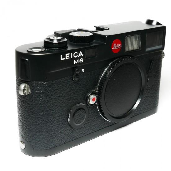 Leica/Leitz M6 0.72 Classic Black Body