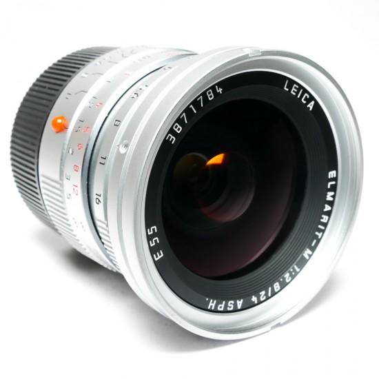 Leica Elmarit 24mm f2.8 Chrome M Boxed