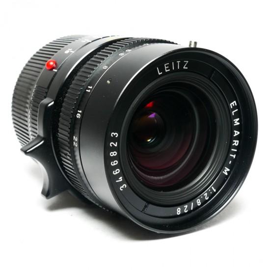 Leitz Elmarit 28mm f2.8-M