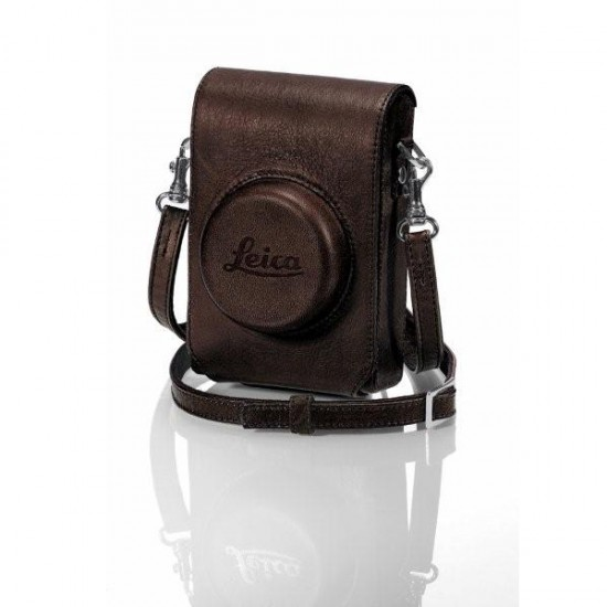 Leica D Lux-5 Brown Leather Case