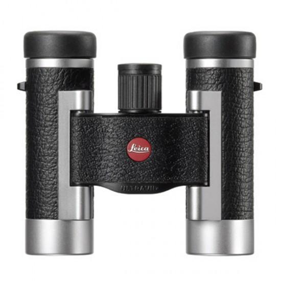 Leica Silverline Ultravid 8x20 BL Black Leather