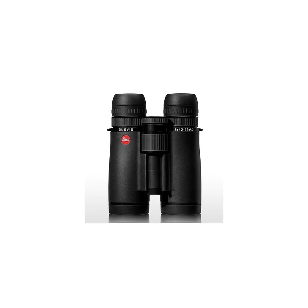 Leica Duovid 8+12x42 Black