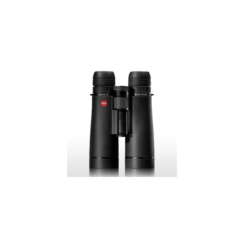 Leica Duovid 10+15x50 Black